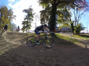 Team course practice at DCCX.