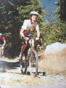 Me.   July 2, 1989  Revenge of the Siskiyous MTB race.  Tomac did it better, but Team Decker was on this Gravel Grinder thing before it was a thing.